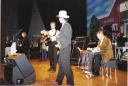Weldon with Gail Davies on Opry.jpg